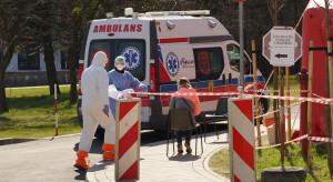 MZ: martwi liczba zgonów - nadal  jest bardzo wysoka. Zmarło 510 osób.