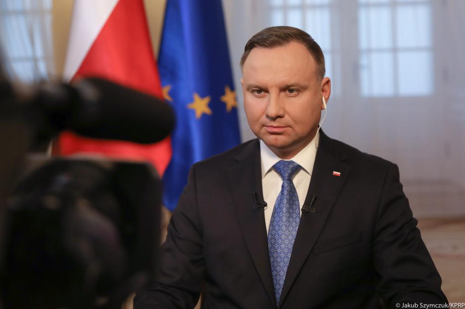 Andrzej Duda o Funduszu Medycznym: projekt ustawy trafi do Sejmu w najbliższych dniach