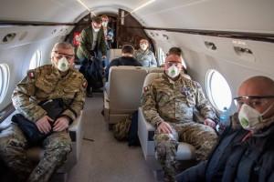 Błaszczak do żołnierzy: dobrowolne szczepienia przeciw COVID-19 są wyrazem solidarności