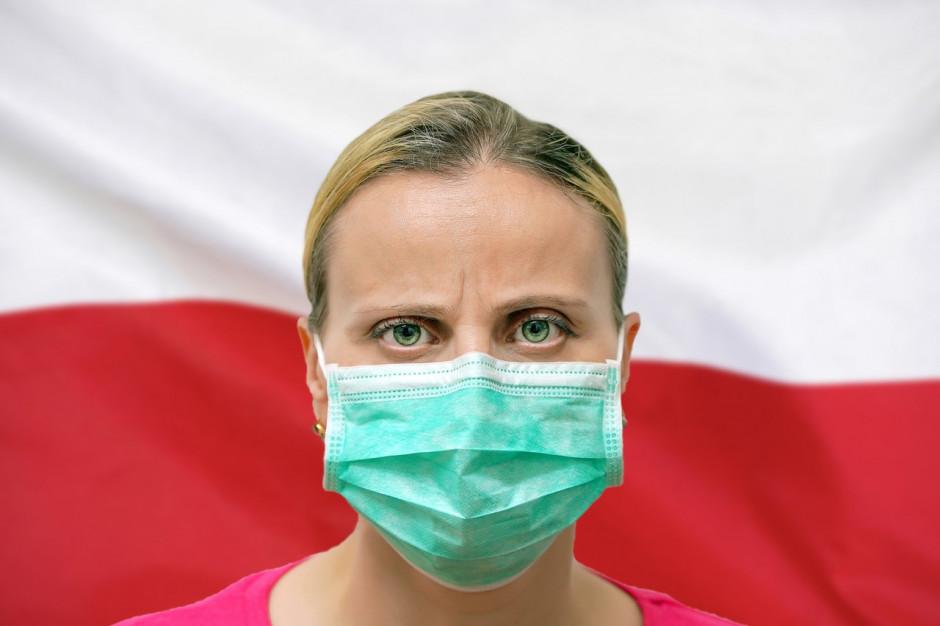 Dzienny raport MZ: prawie 21,5 tys. zajętych łóżek covidowych, 2100 zajętych respiratorów