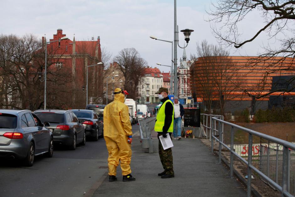 Granica z Czechami w Śląskiem otwarta