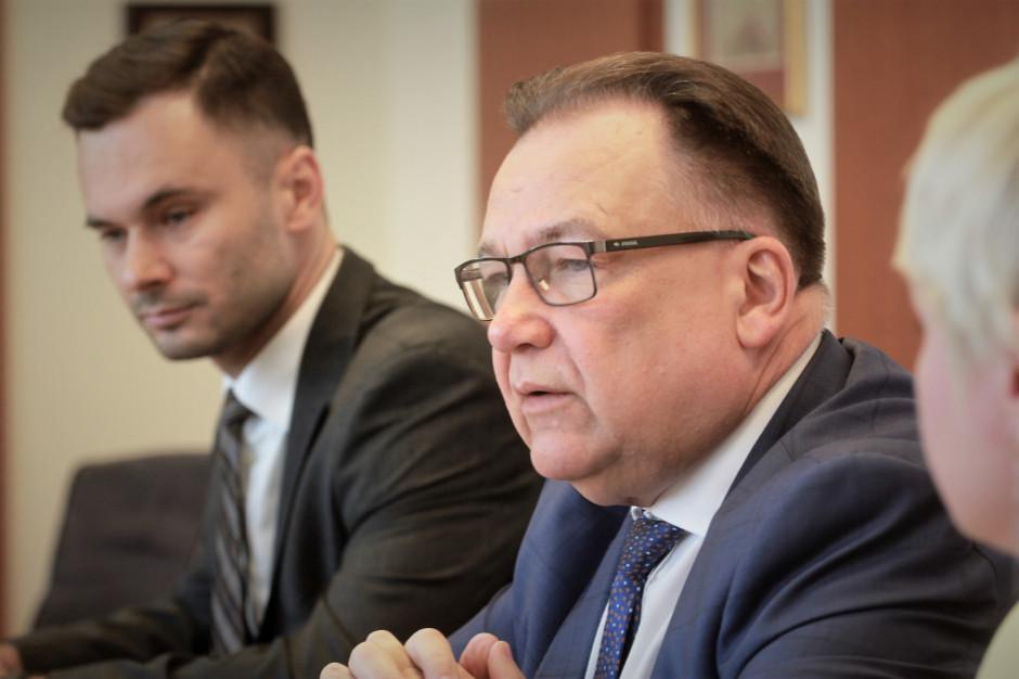 Struzik: sytuacja w radomskim szpitalu jest już opanowana