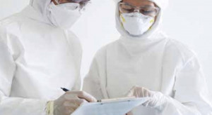 Liczba wolnych respiratorów i łóżek covidowych w regionach - stan na 30 października