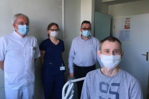 Warszawa: unikalna operacja w Uniwersyteckim Centrum Klinicznym