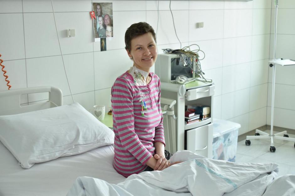 Gliwice: trzecia pacjentka otrzymała terapię CAR-T cells