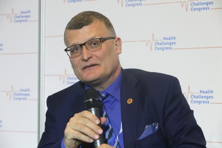Dr Grzesiowski straci prawo wykonywania zawodu? Jest zawiadomienie p.o. GIS