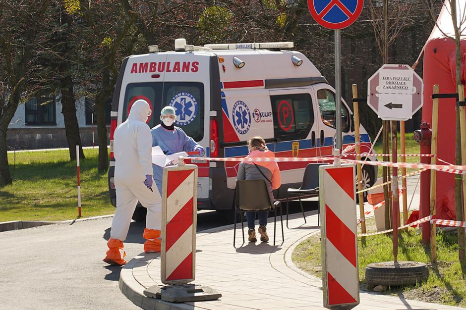 Piętrzą się problemy wszpitalach zakaźnych
