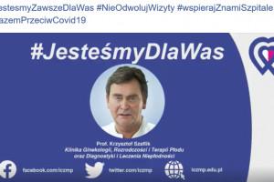 Szefowie klinik Matki Polki zwrócili się pacjentów: jesteśmy dla Was, nie odkładajcie leczenia!