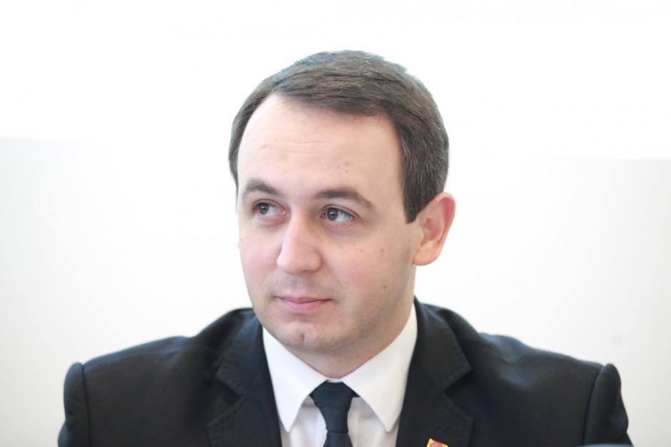 Koronawirus w Sejmie: zakażony poseł KP-PSL Dariusz Klimczak