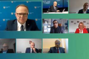 V  Kongres Wyzwań Zdrowotnych: wicemarszałek woj. śląskiego o tworzeniu centrum chorób zakaźnych