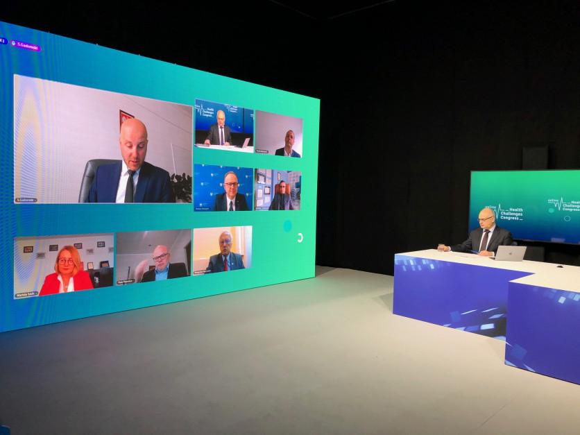 HCC Online: zdalne sesje dotyczące finansowania ochrony zdrowia w dobie COVID-19