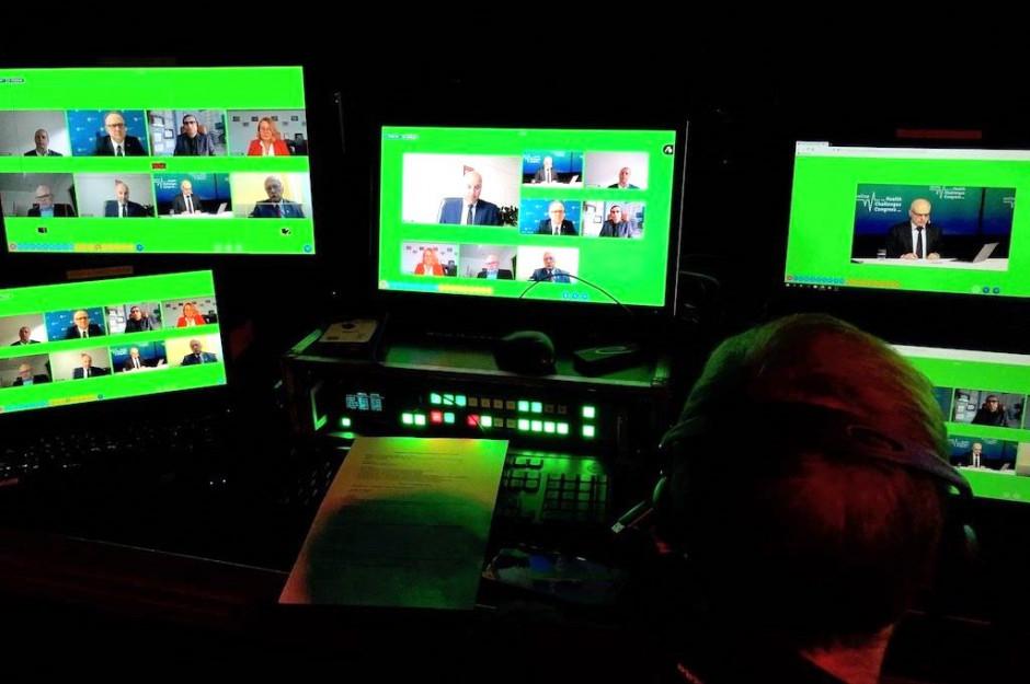 V Kongres Wyzwań Zdrowotnych Online: zapraszamy na transmisje live!