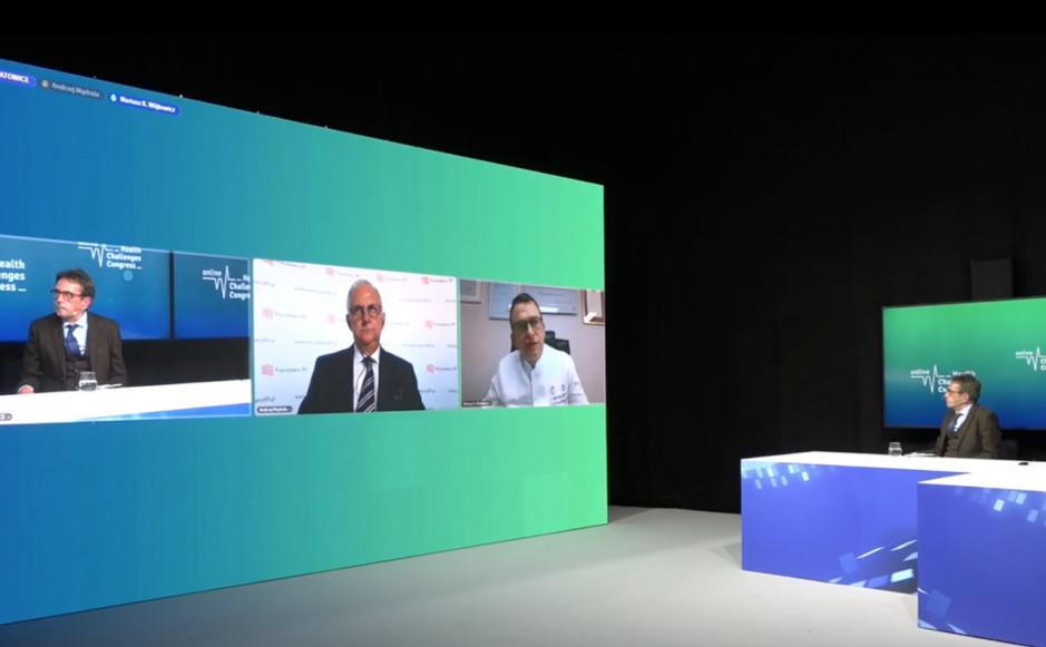 Andrzej Mądrala na V Kongresie Wyzwań Zdrowotnych: pieniądze dla szpitali powinny podążać za jakością świadczeń