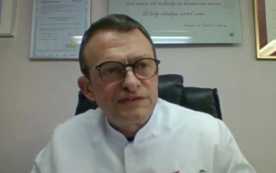 Mariusz Wójtowicz na V Kongresie Wyzwań Zdrowotnych: ustalmy miejsce dla szpitali prywatnych w systemie