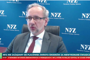 Prezes NFZ na HCC Online: w przychodach Funduszu nie ma dramatu, pomogła 13. emerytura