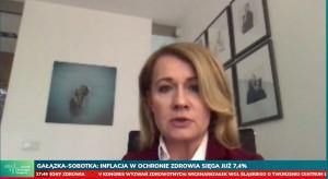 Dr Gałązka-Sobotka: koronawirus pokazał, jak wielkim problemem jest opieka długoterminowa