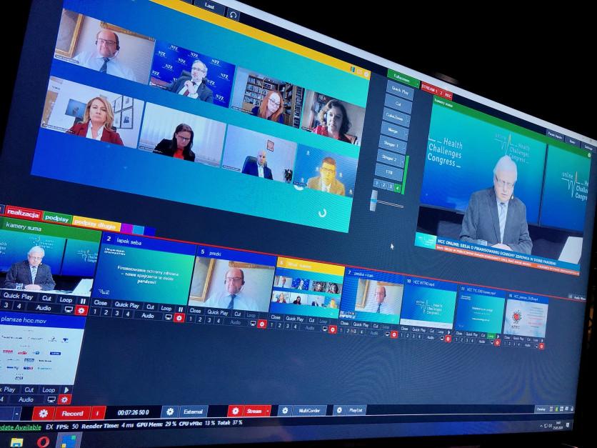 HCC Online: sesje dotyczące chorób mózgu i opieki zdrowotnej opartej o wartości