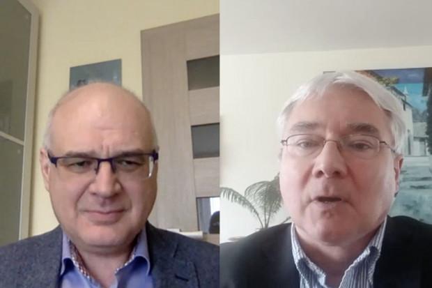 Prof. Kaliński o badaniach nad wykorzystaniem leków onkologicznych w walce z COVID-19