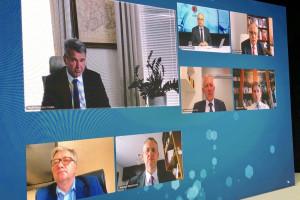 Prof. Dariusz Dudek, prezes Europejskiego Stowarzyszenia Przezskórnych Interwencji Sercowo-Naczyniowych (EAPCI): - po ostrym okresie epidemii bardzo zwiększa się liczba zgłaszanych zawałów, więcej jest też wizyt w poradni. Są to późne prezentacje. Fot. PTWP