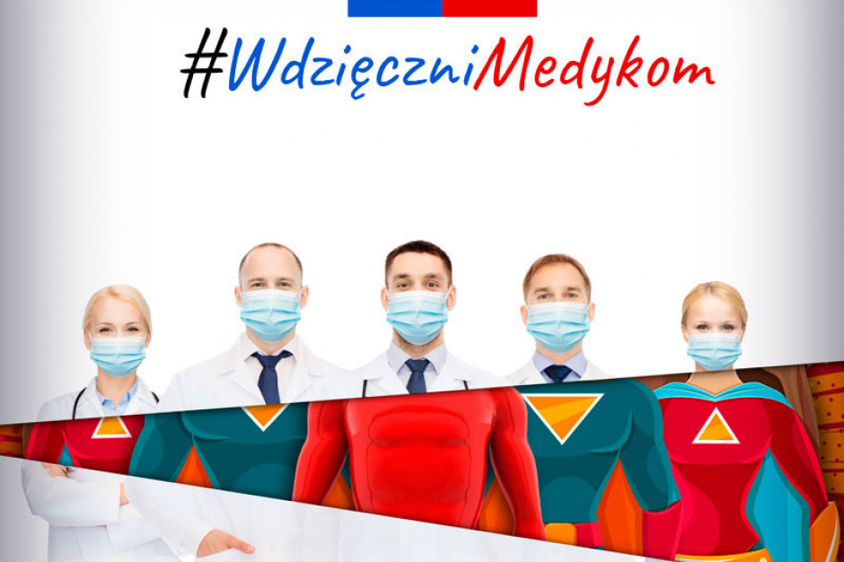 Akcja #WdzięczniMedykom: Caritas Polska przekazuje 100 respiratorów dla szpitali