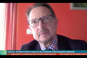 Krajewski na HCC Online: POZ uratował system ochrony zdrowia podczas epidemii