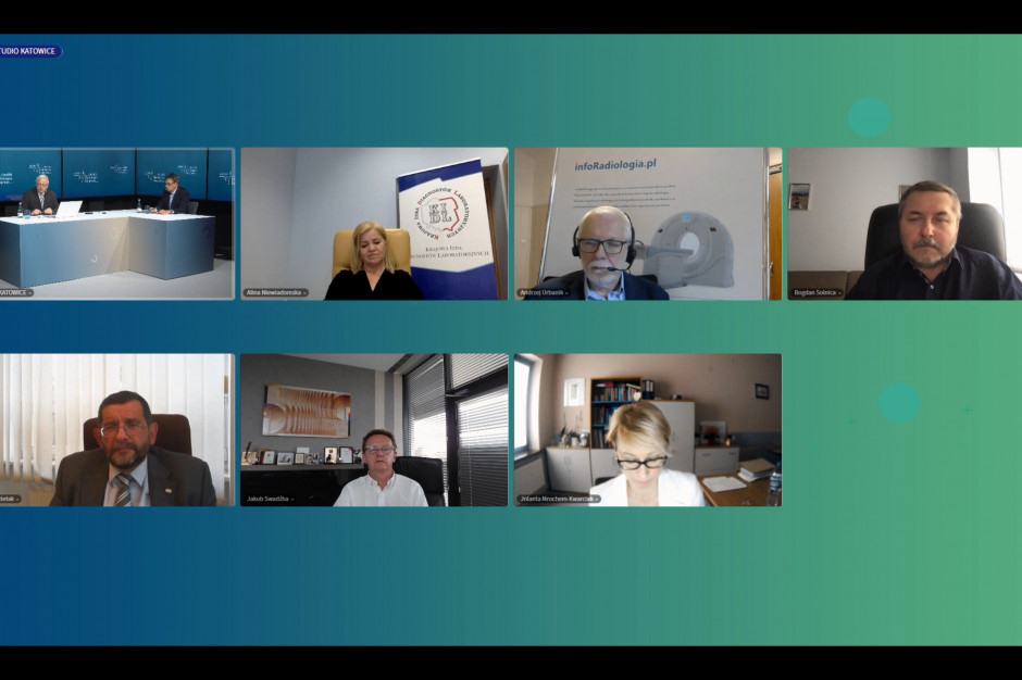 HCC Online: diagnostyka obrazowa i laboratoryjna bez limitów, ale wciąż z barierami