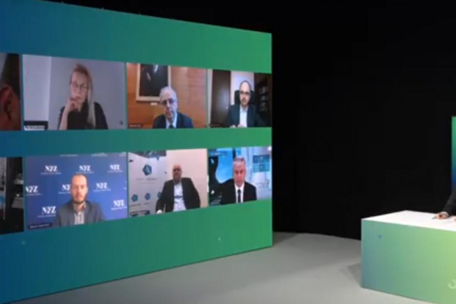 Andrzej Osuch na HCC Online: pandemia przetestowała nas w perspektywie m.in. connected health