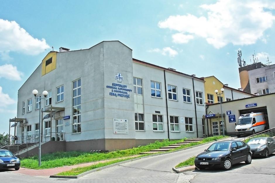 Wadowice: szpital otrzymał komorę do przewozu zakażonych