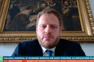 Cieszyński na HCC Online: przygotowujemy standardy dla udzielania teleporad