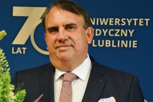 Rektorem Uniwersytetu Medycznego w Lublinie został prof. Wojciech Załuska