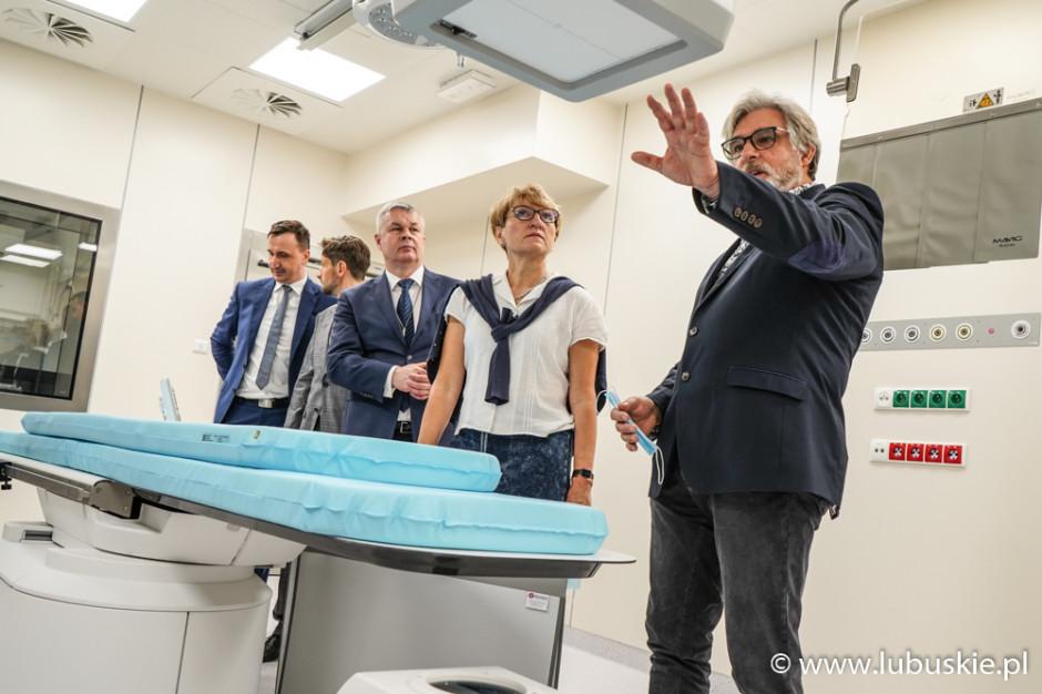 Szpital Uniwersytecki w Zielonej Górze uruchomił pracownię hemodynamiki