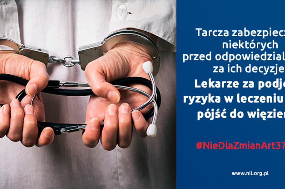 NIL: rusza kampania informacyjna przeciw zmianom w kodeksie karnym