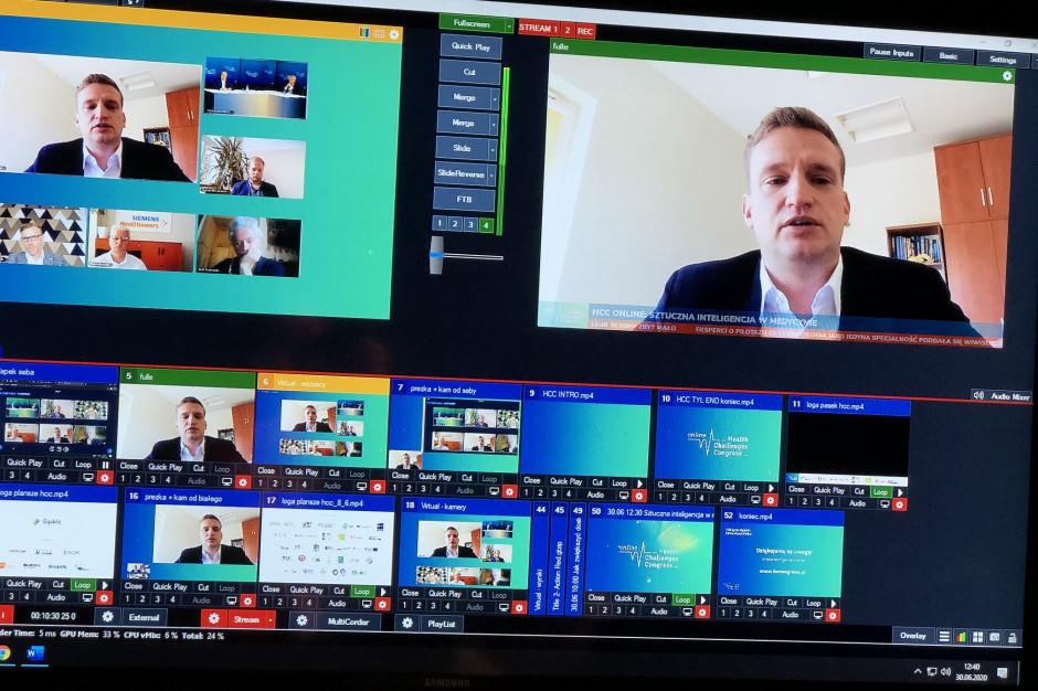 HCC Online: entuzjaści i sceptycy o sztucznej inteligencji w medycynie
