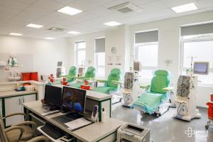 Szczecin: nowy ośrodek dializ na Pomorzanach już działa