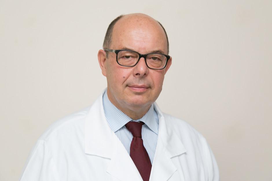 Pierwsza w Polsce transplantacja wątroby z wykorzystaniem nowatorskiej metody