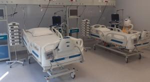 Mazowsze: tu wolnych jest jeszcze 616 łóżek i 9 respiratorów dla pacjentów z COVID-19