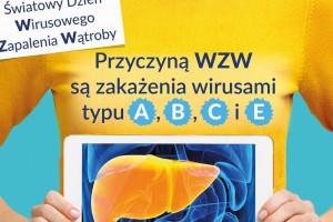 Ponad 150 tys. osób w Polsce jest zakażonych wirusowym zapaleniem wątroby typu C