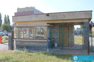 Gorzów Wlkp.: portiernia przed głównym gmachem szpitala zmienia się w Centralny Punkt Odbioru...