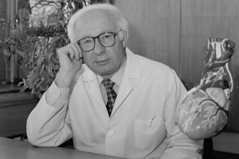 Zmarł prof. Stanisław Pasyk