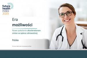 Future Health Index 2020: czym młodzi medycy kierują się przy wyborze miejsca pracy