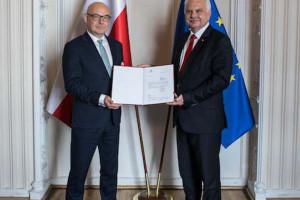 Filip Nowak nowym p.o. prezesa Narodowego Funduszu Zdrowia