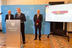 Minister Niedzielski o zmianie zasad kwarantanny i izolacji. Będzie krócej