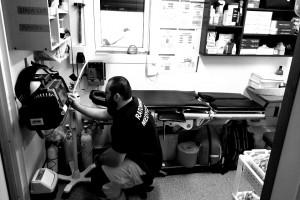 Nie żyje ''Hagrid'', ratownik medyczny z Polskiej Stacji Antarktycznej