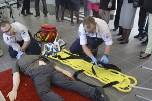 Ratownicy medyczni apelują: jesteś świadkiem wypadku - reaguj, nie nagrywaj