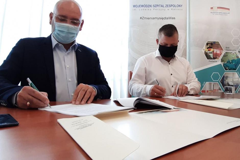 Kalisz: w szpitalu zostaną zamontowane trzy nowe windy za blisko milion zł