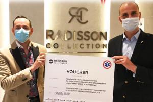 Warszawscy ratownicy medyczni odpoczną w sieci luksusowych hoteli