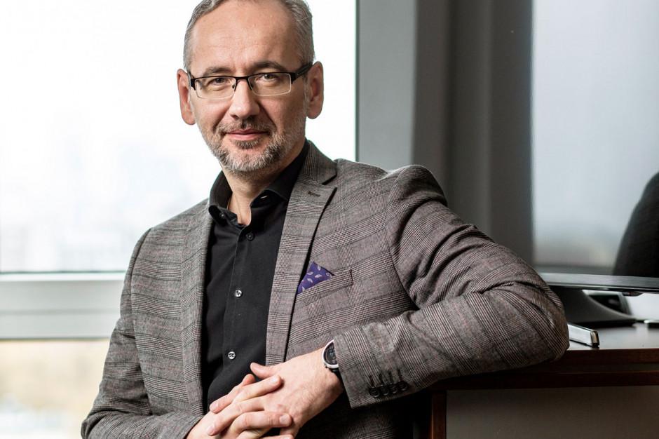 Minister Niedzielski o części szpitali: albo zmienią się i dokonają skoku, albo będą skazane na niebyt