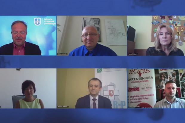 Pneumokoki i grypa głównymi priorytetami w profilaktyce chorób zakaźnych wśród seniorów - retransmisja
