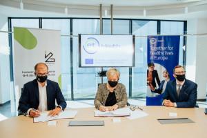 Sieć Łukasiewicz łączy siły z EIT Health i Uniwersytetem Medycznym w Łodzi