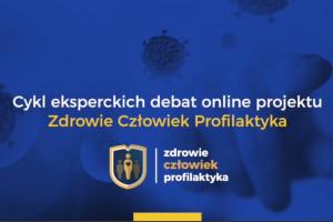 Debata online: jak skutecznie realizować programy profilaktyczne w dobie pandemii